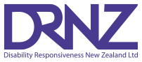Disability Responsiveness New Zealand Logo